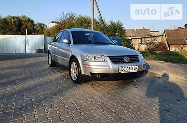 Седан Volkswagen Passat B5 2002 в Львове