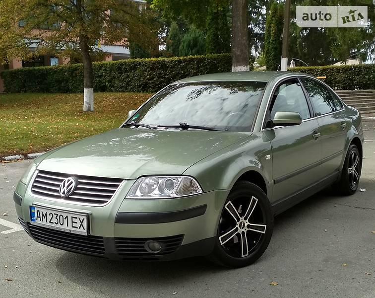 Volkswagen Passat B5 MPI