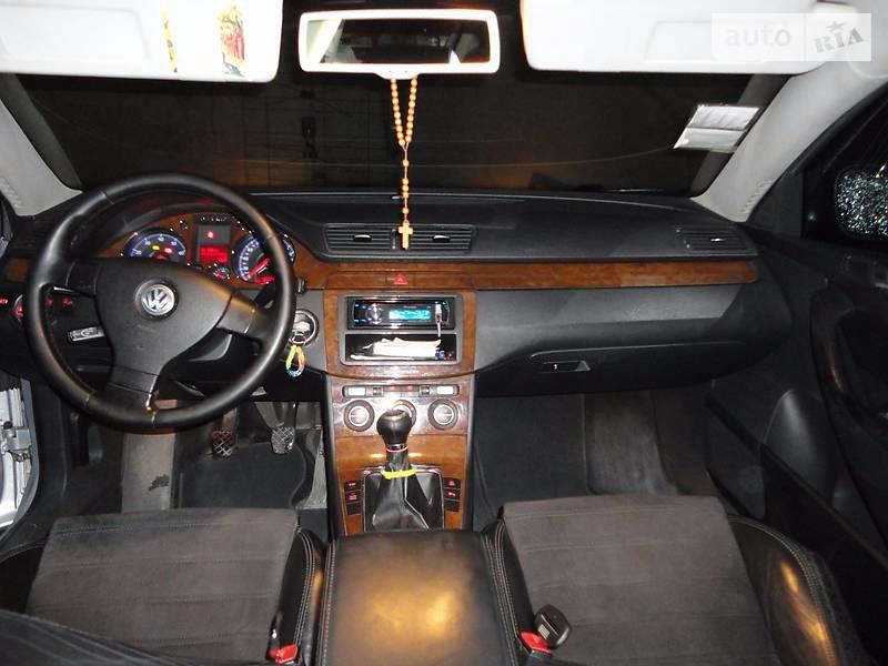 Volkswagen Passat B6 2006 в Стрию