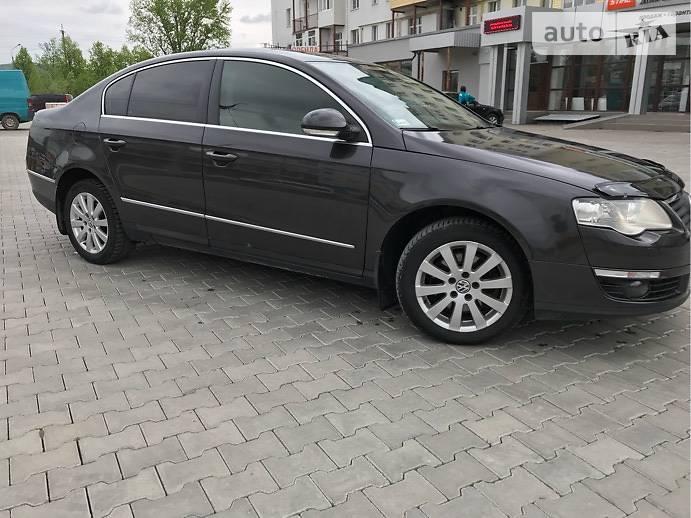 Volkswagen Passat B6 2008 в Черновцах