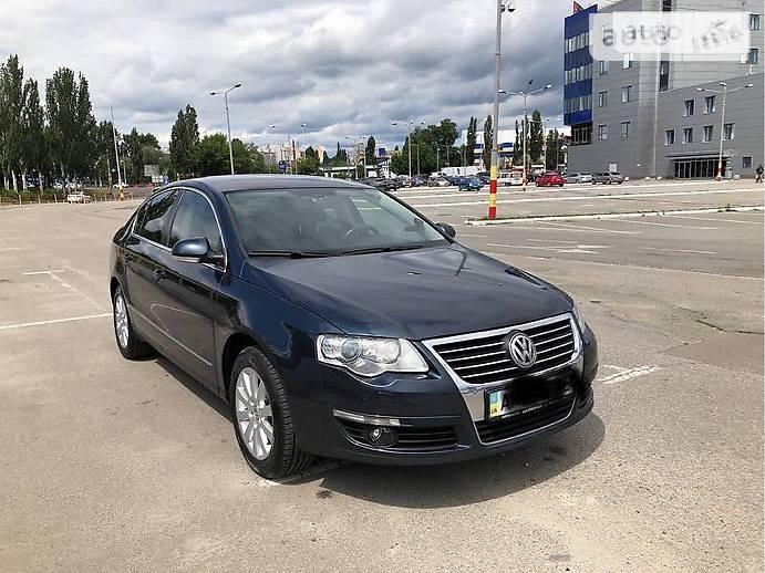 Volkswagen Passat 2008 года в Киеве