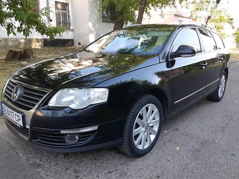 Volkswagen Passat 2006 року в Миколаїві