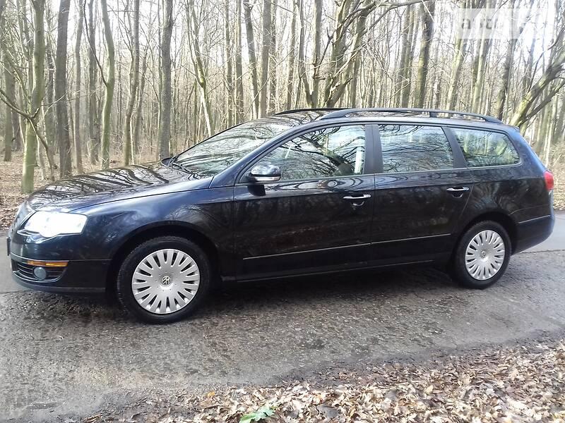 Унiверсал Volkswagen Passat B6 2007 в Рівному