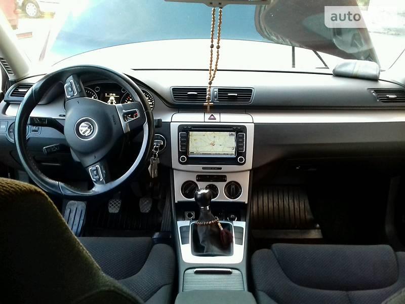 Унiверсал Volkswagen Passat B6 2009 в Тернополі
