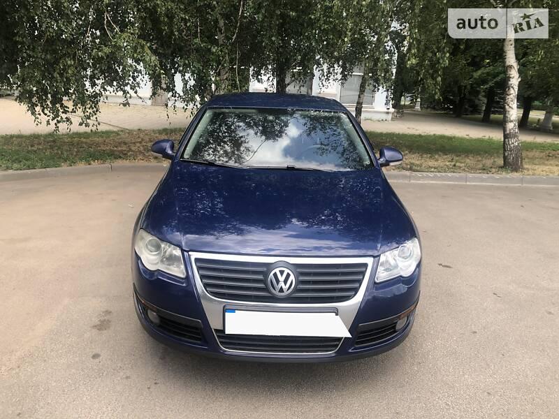 Volkswagen Passat B6 2008 в Краматорске