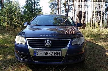 Volkswagen Passat B6 2010 в Чернигове