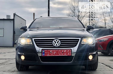 Volkswagen Passat B6 2009 в Львове
