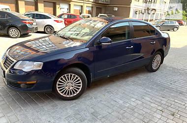 Седан Volkswagen Passat B6 2006 в Черкассах