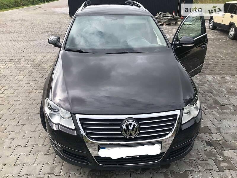 Volkswagen Passat B6  HIGHLlHE