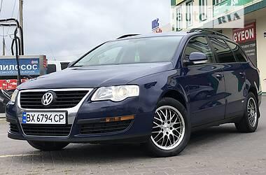 Универсал Volkswagen Passat B6 2010 в Хмельницком