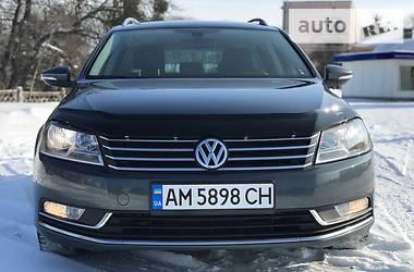Volkswagen Passat B7 4MOTION 2012