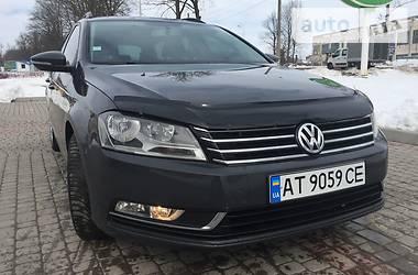Volkswagen Passat B7 DIESEL 2012