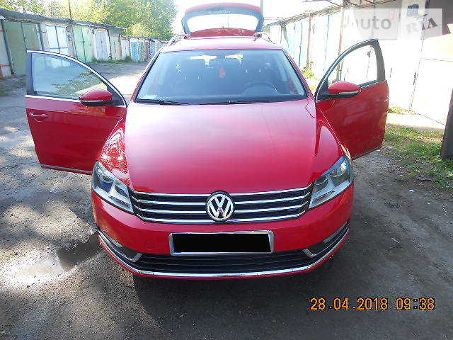 Volkswagen Passat B7 2011 в Львове