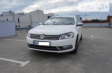 Volkswagen Passat B7 2013 в Мукачево