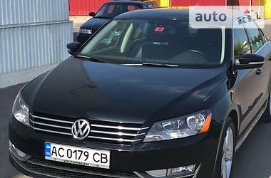 Volkswagen Passat B7 2015 в Луцке