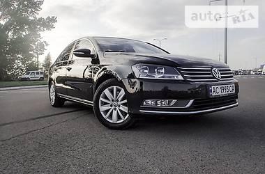 Volkswagen Passat B7 2014 в Луцке