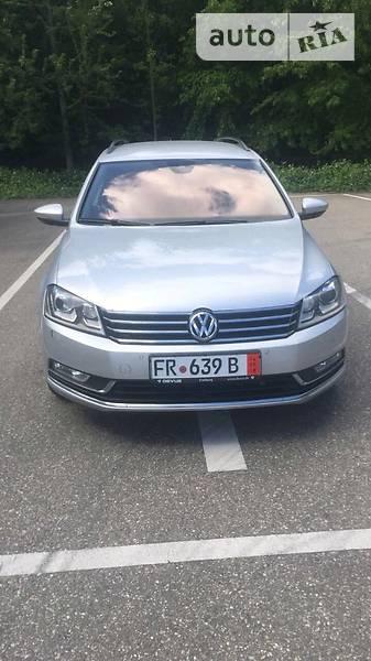 Volkswagen Passat 2012 года в Черновцах