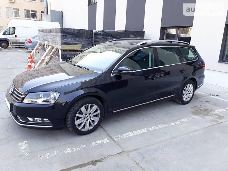 Volkswagen Passat 2012 года в Киеве