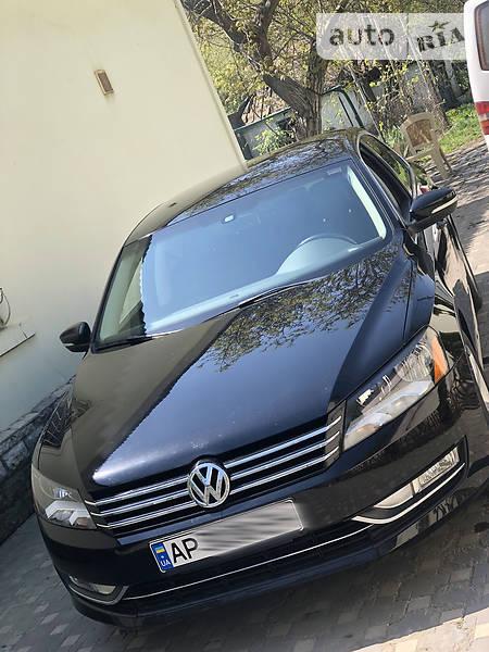 Volkswagen Passat 2015 року в Запоріжжі