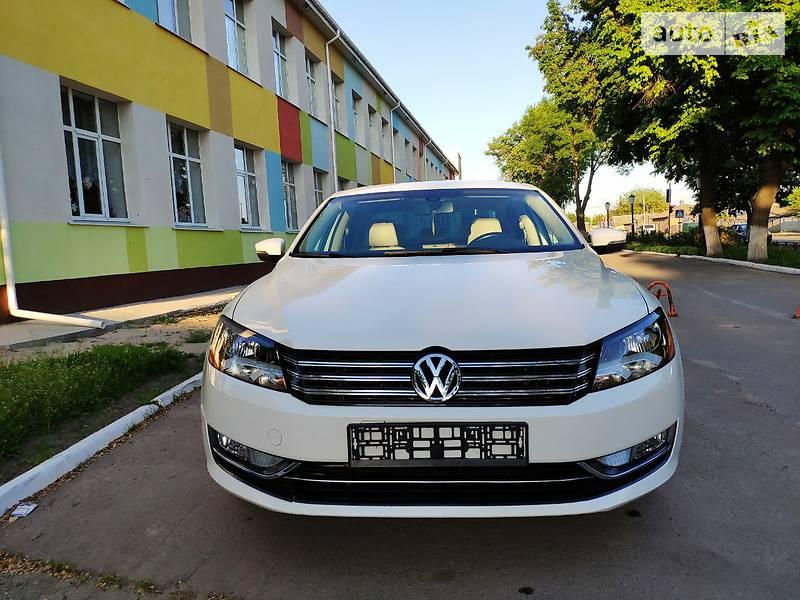 Volkswagen Passat 2014 года в Сумах