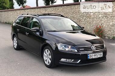 Volkswagen Passat B7 2013 в Тернополе