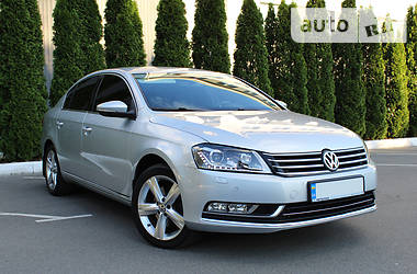 Volkswagen Passat B7 2012 в Києві