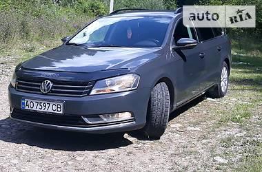Volkswagen Passat B7 2011 в Міжгір'ї