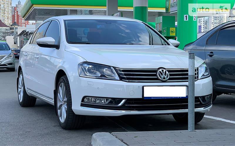 Volkswagen Passat 2012 року в Києві
