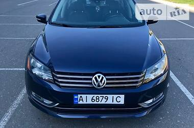 Volkswagen Passat B7 2014 в Обухове
