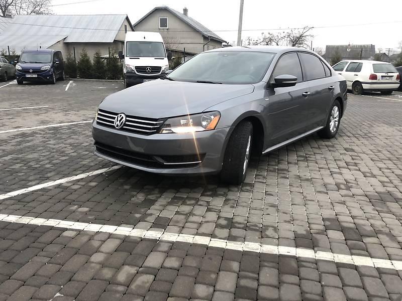 Volkswagen Passat B7 2015 в Черновцах