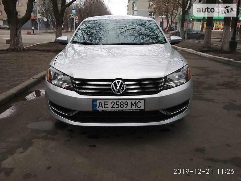 Volkswagen Passat B7 2012 в Павлограде