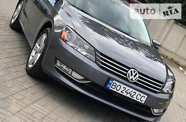 Volkswagen Passat B7 2015 в Тернополе