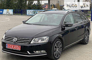 Volkswagen Passat B7 2012 в Ковеле