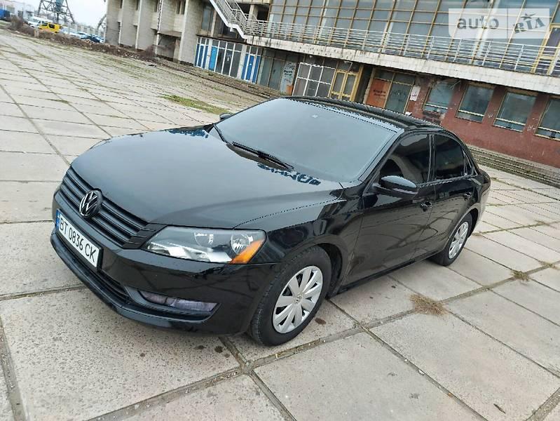 Volkswagen Passat B7 2012 в Херсоне