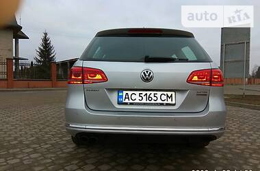 Унiверсал Volkswagen Passat B7 2013 в Луцьку