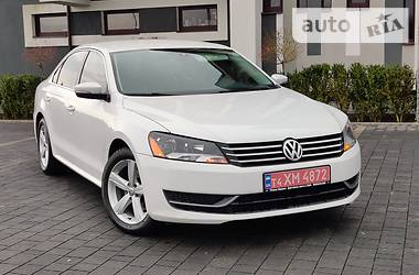 Volkswagen Passat B7 2013 в Стрые