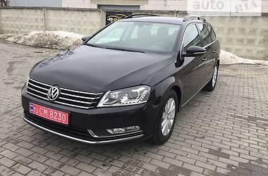 Volkswagen Passat B7 2014 в Стрые