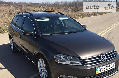 Унiверсал Volkswagen Passat B7 2013 в Львові