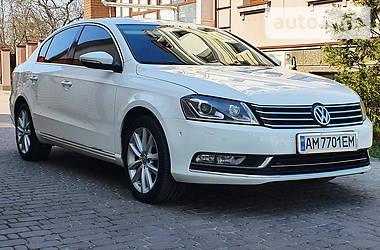 Volkswagen Passat B7 2012 в Житомире