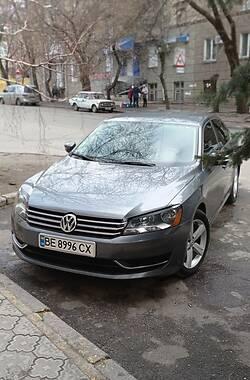Седан Volkswagen Passat B7 2013 в Миколаєві