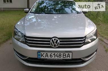 Седан Volkswagen Passat B7 2013 в Ірпені