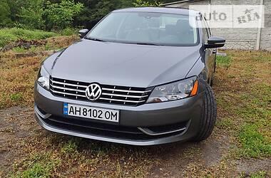 Седан Volkswagen Passat B7 2014 в Константиновке