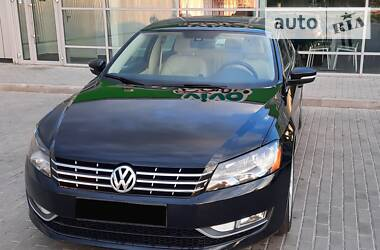 Унiверсал Volkswagen Passat B7 2013 в Києві