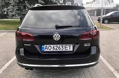 Унiверсал Volkswagen Passat B7 2011 в Мукачевому