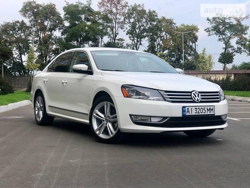 Volkswagen Passat B7 Premium