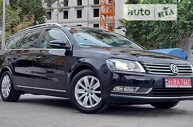 Унiверсал Volkswagen Passat B7 2012 в Одесі