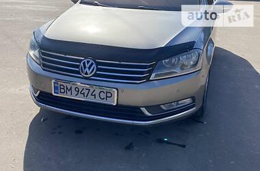 Универсал Volkswagen Passat B7 2012 в Шостке