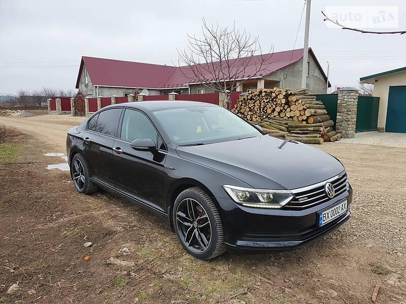 Volkswagen Passat B8 2015 в Чемеровцах