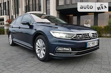 Volkswagen Passat B8 2016 в Сколе