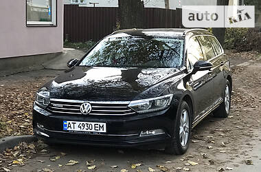 Volkswagen Passat B8 2016 в Ивано-Франковске